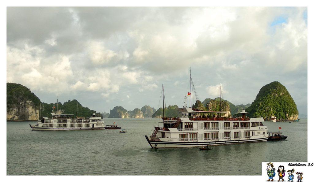 cruceros halong