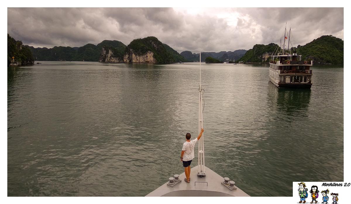 La Bahía de Halong, el dragón que protege Vietnam