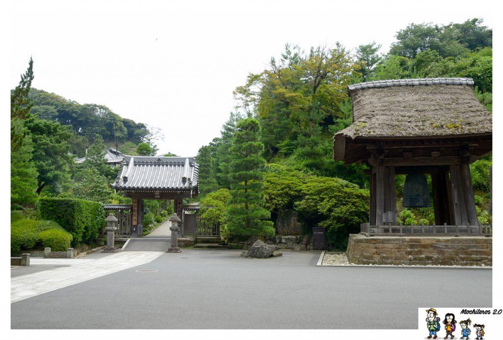 kenchoji bonsho campana