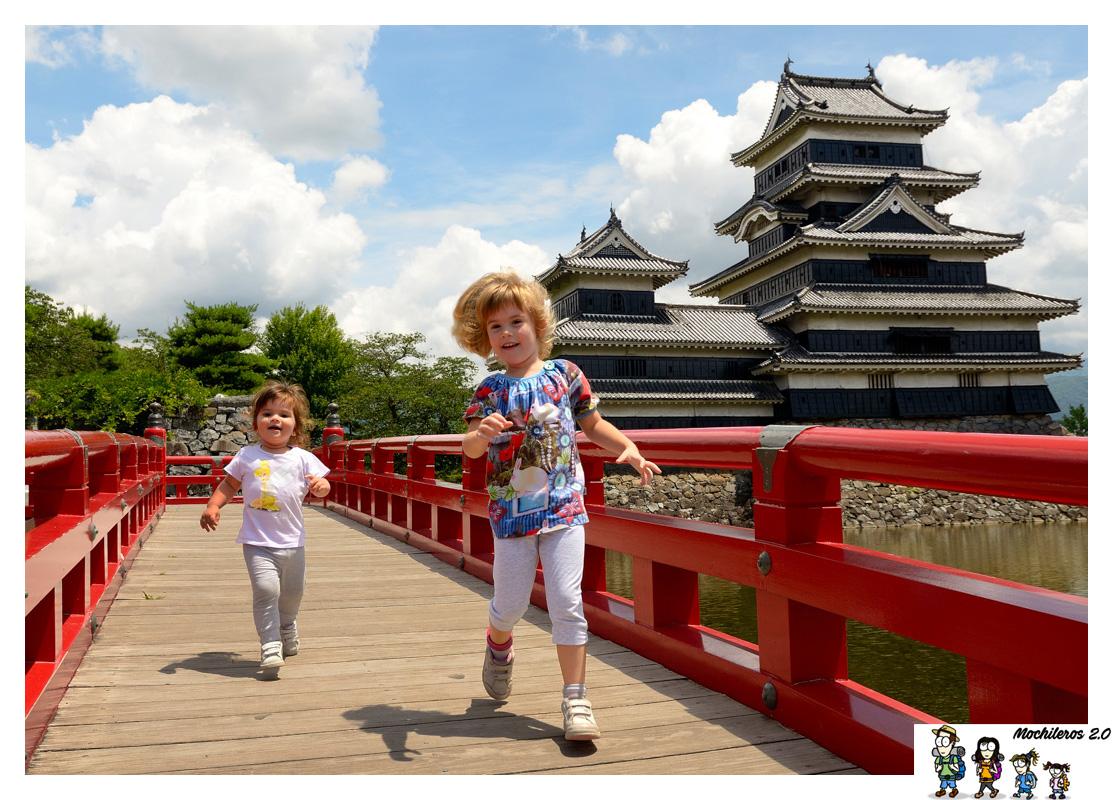 Matsumoto, uno de los castillos más bonitos de Japón