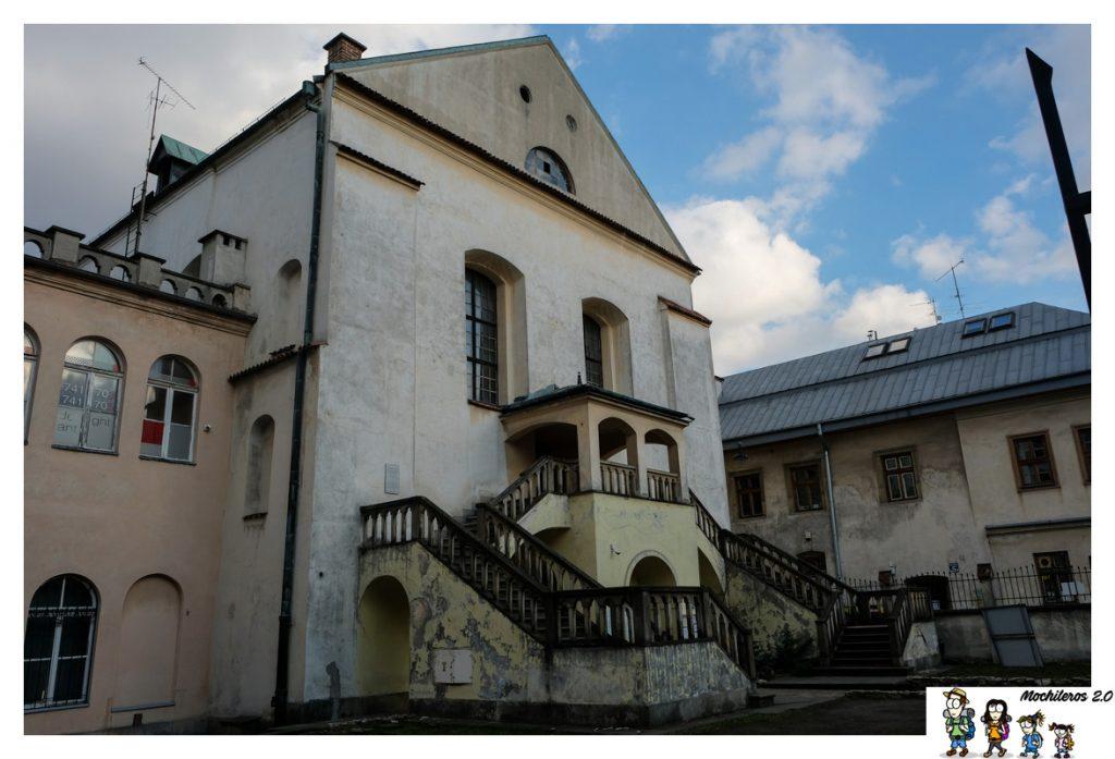 sinagoga kupa cracovia