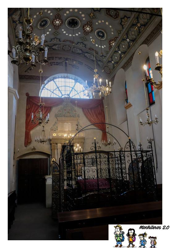 sinagoga remuh cracovia