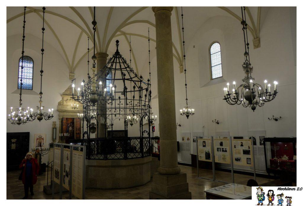 sinagoga vieja cracovia
