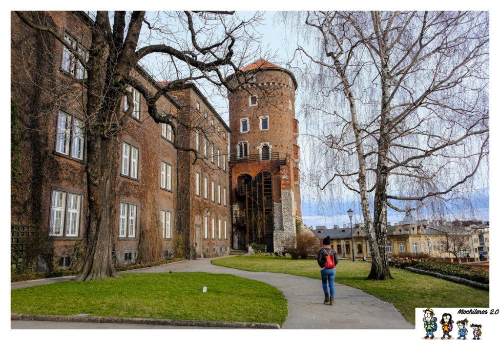 torre castillo wawel