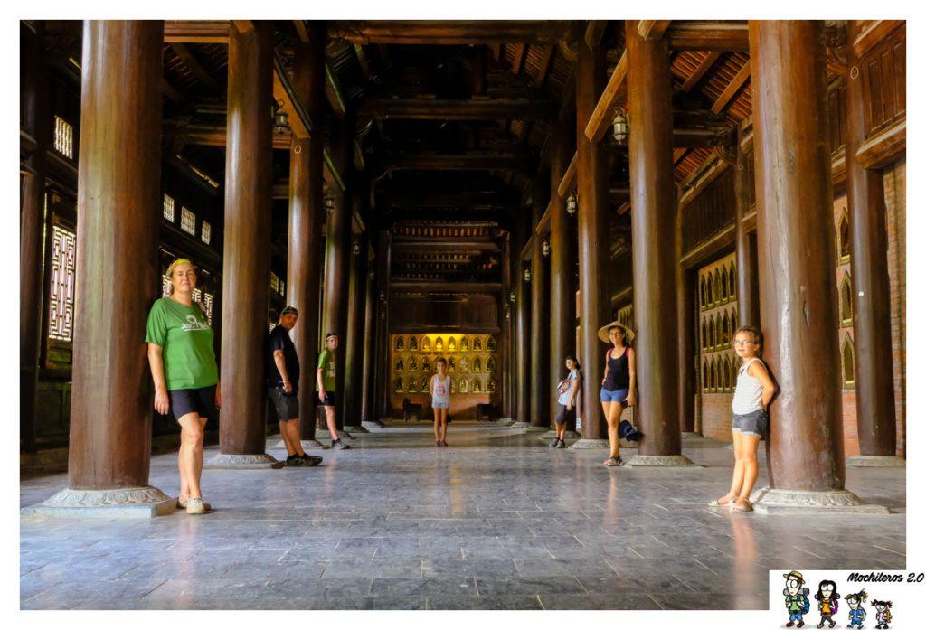 bai dinh templo