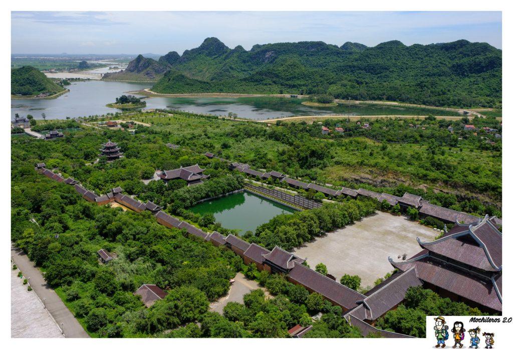 vistas desde pagoda