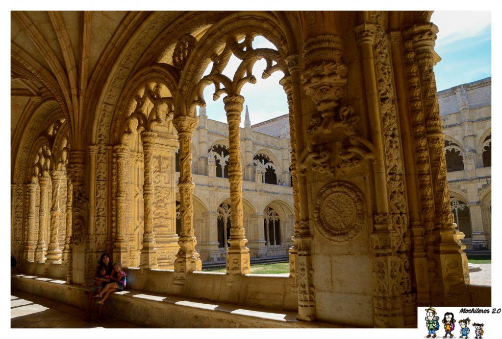 claustro monasterio jeronimos