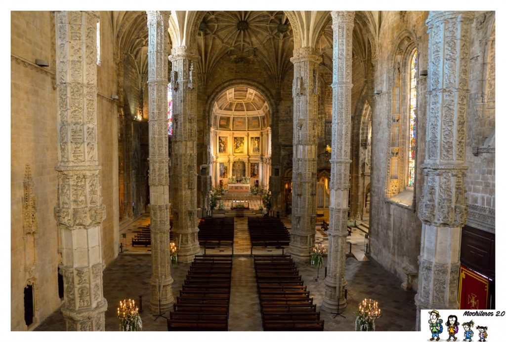 iglesia monasterio jeronimos