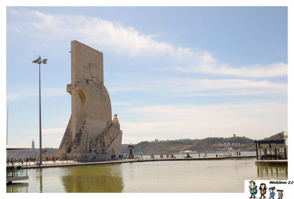 monumento descubrimientos belem lisboa