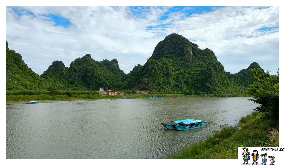 Parque Nacional de Phong Nha – Ke Bang, las más impresionantes cuevas calizas de Vietnam