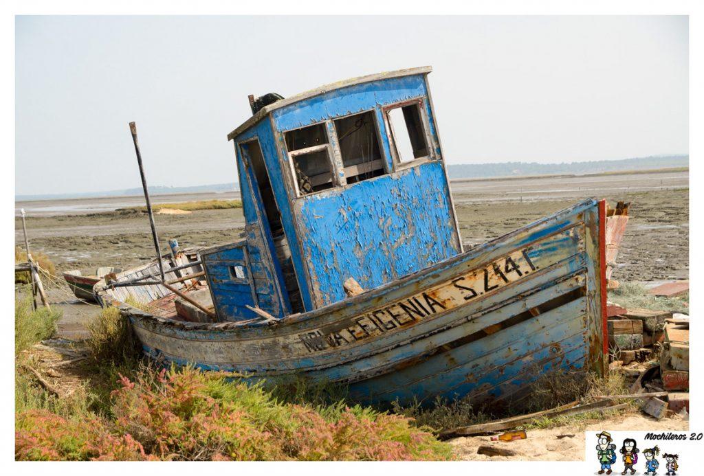 puerto palafitico carrasqueira