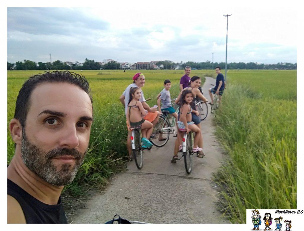 bici por hoi an