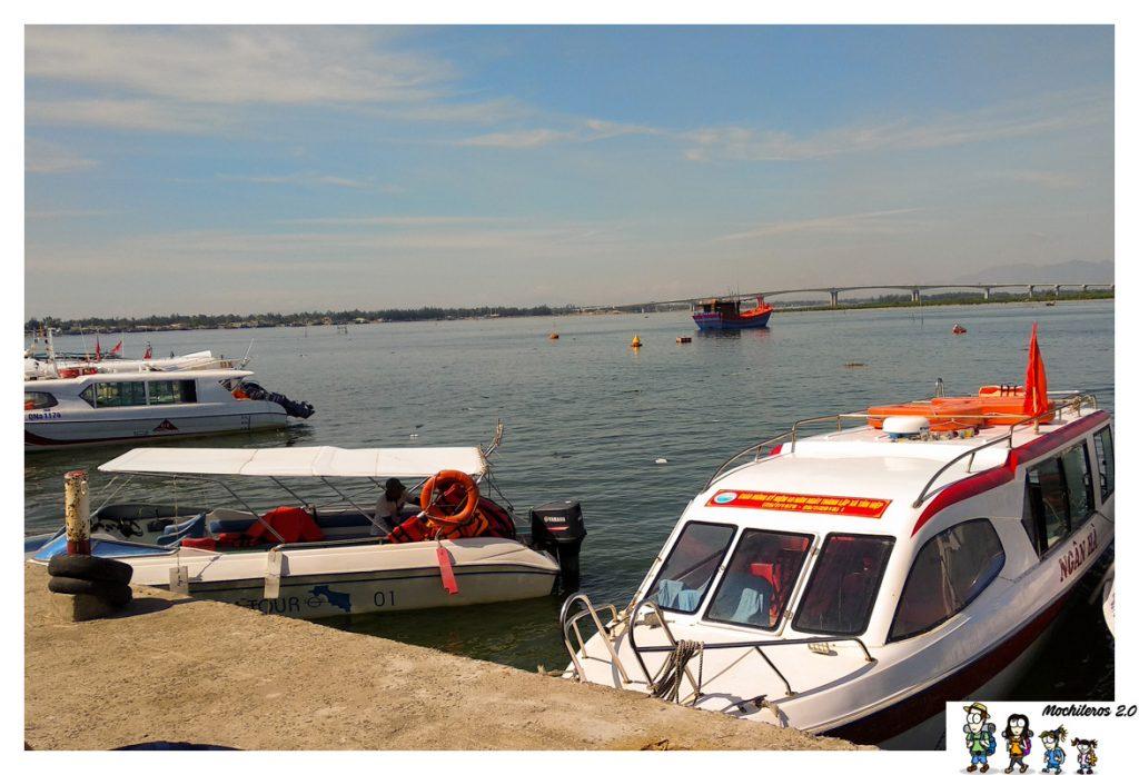 speedboat cham island