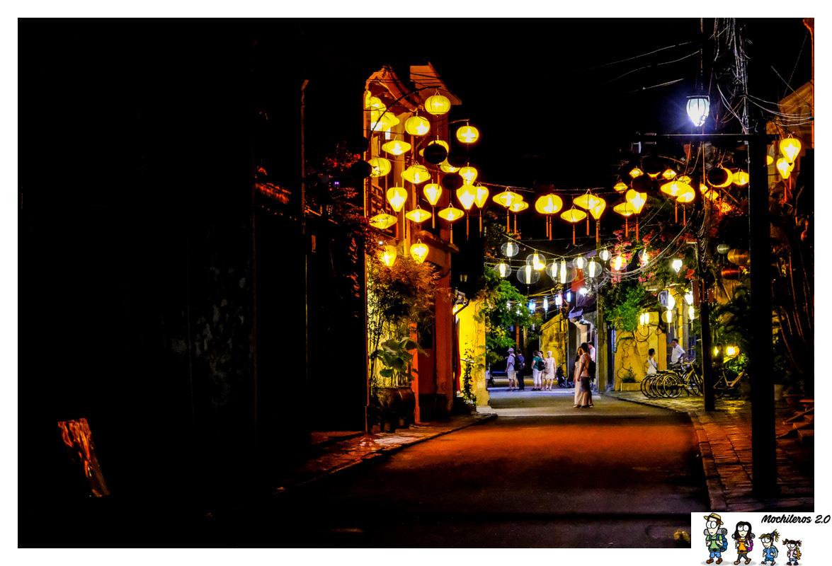Hoi An, la ciudad más cosmopolita y preciosa de Vietnam