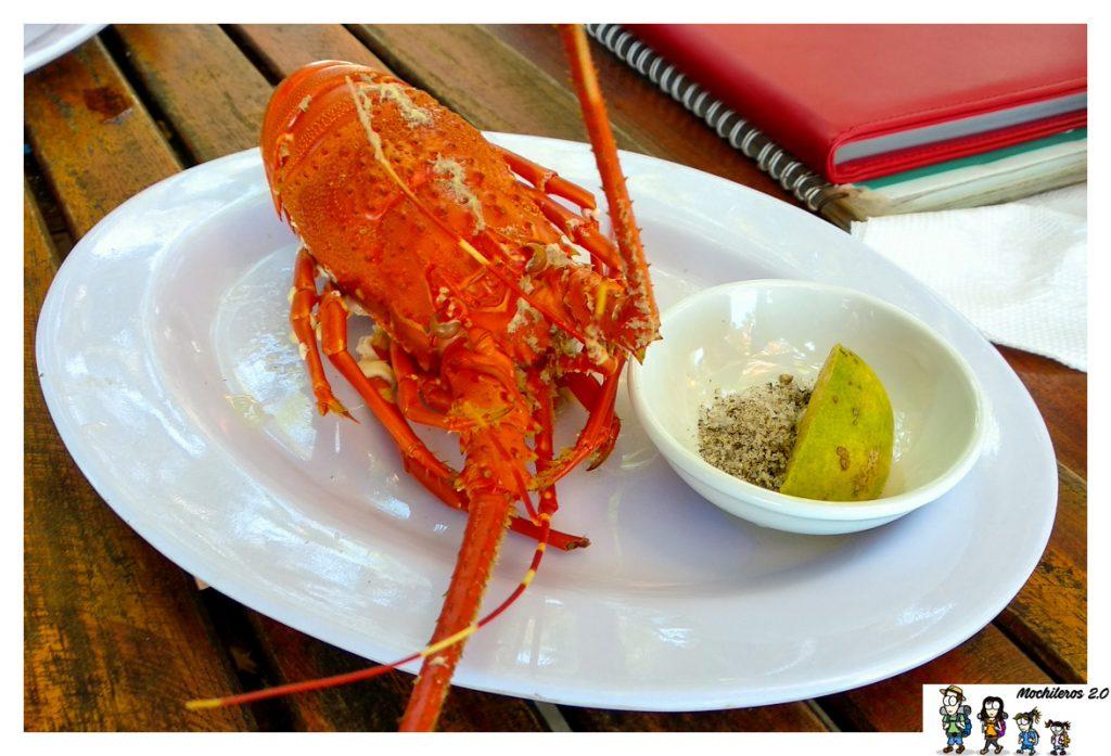 langosta restaurante islas cham
