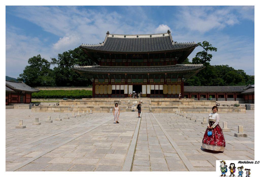 Changdeokgung Seul