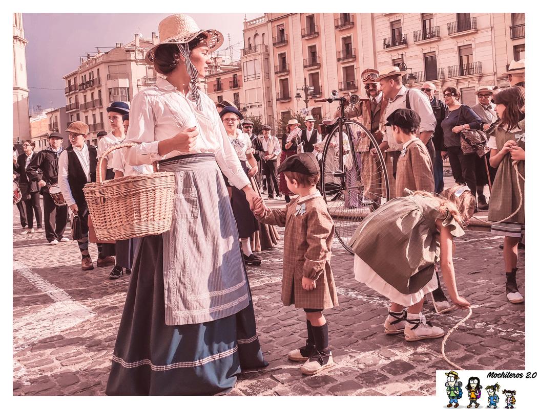 Feria Modernista Alcoy, recordando el pasado modernista de la ciudad