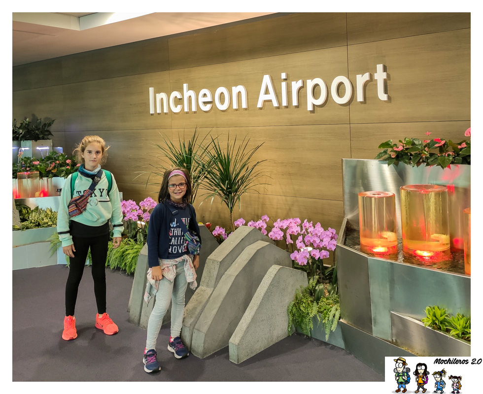 de incheon a Seul