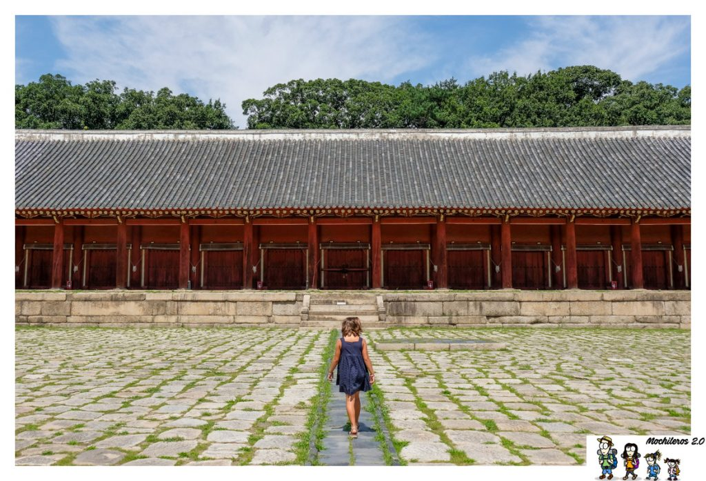 santuario jongmyo seul