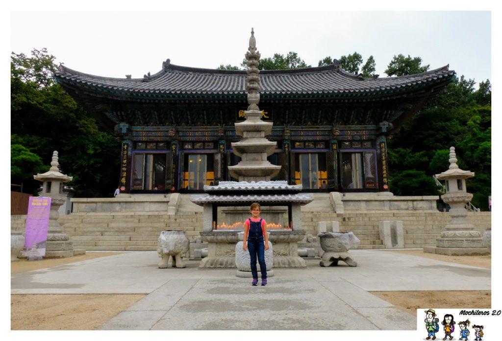 templo bongeunsa seul