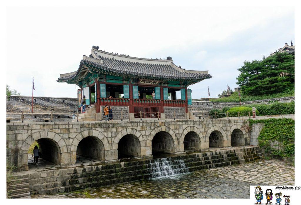 Hwahongmun fortaleza suwon