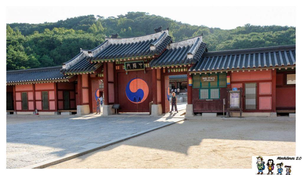 Palacio Hwaseong Haenggung