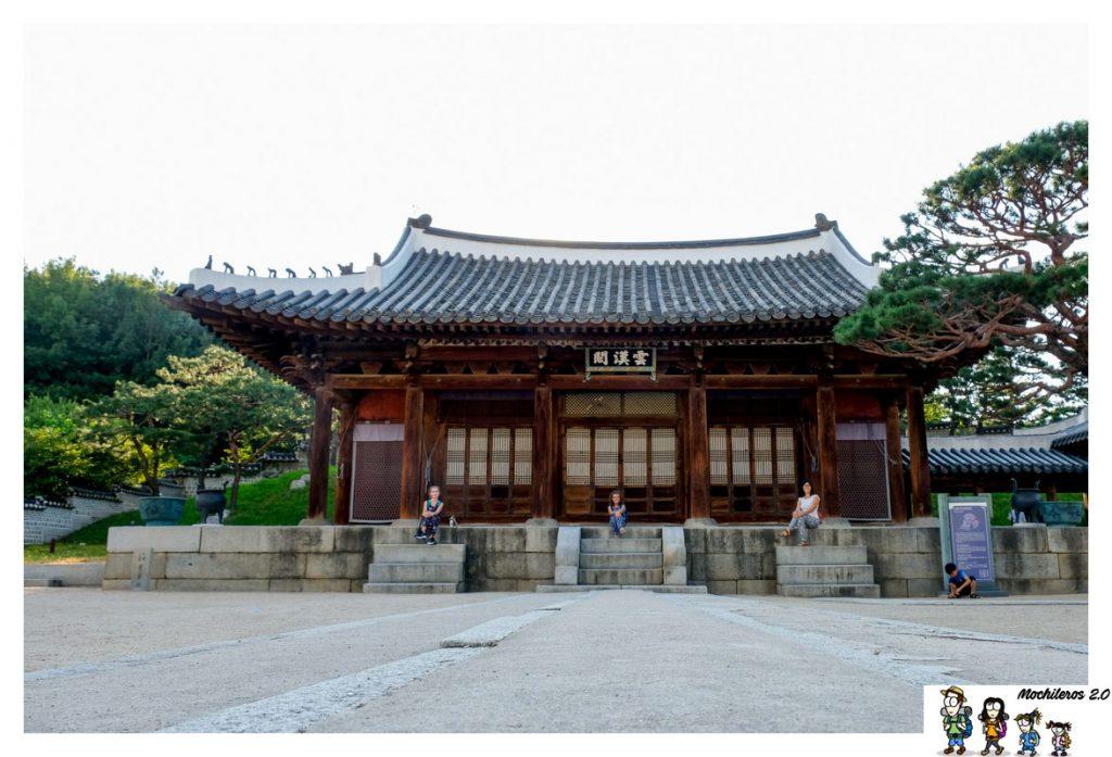 Santuario Hwaryeongjeon suwon