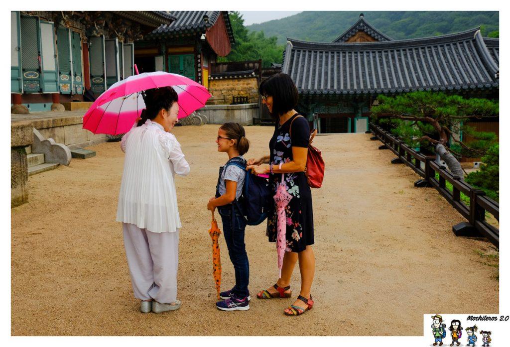 amabilidad coreana