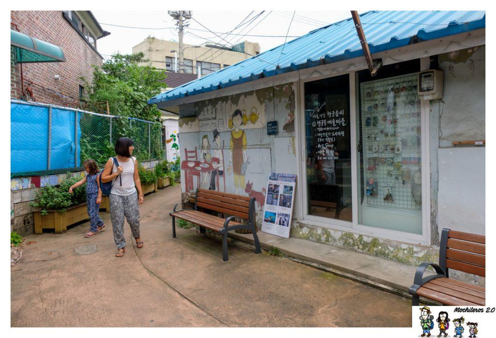barrio Haenggungdong suwon