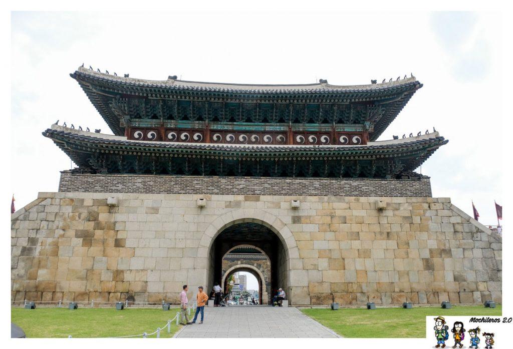 janganmun fortaleza hwaseong