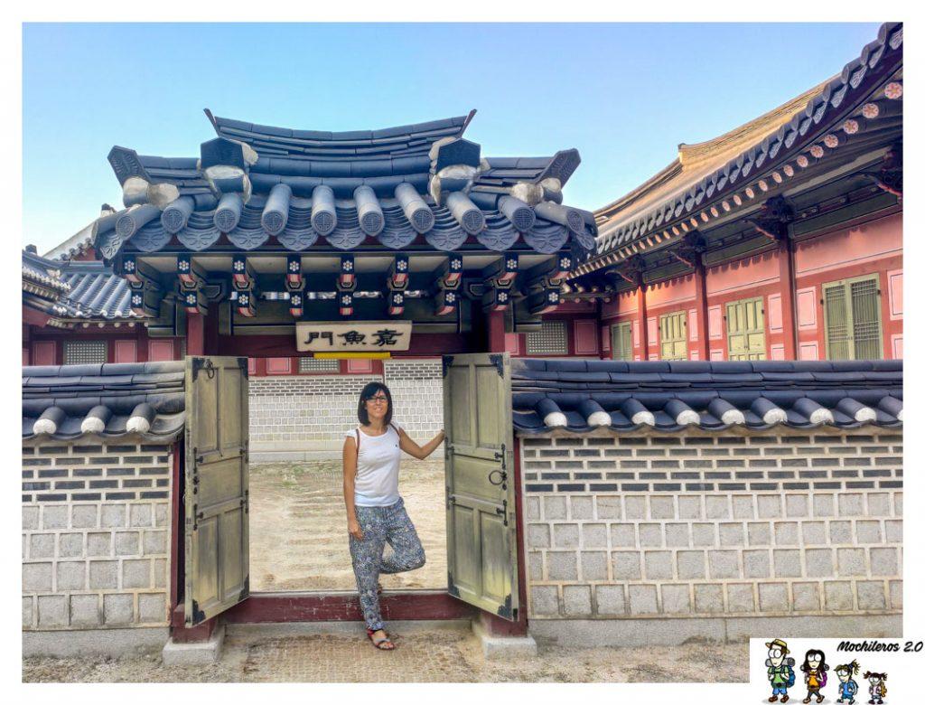 palacio Hwaseong suwon