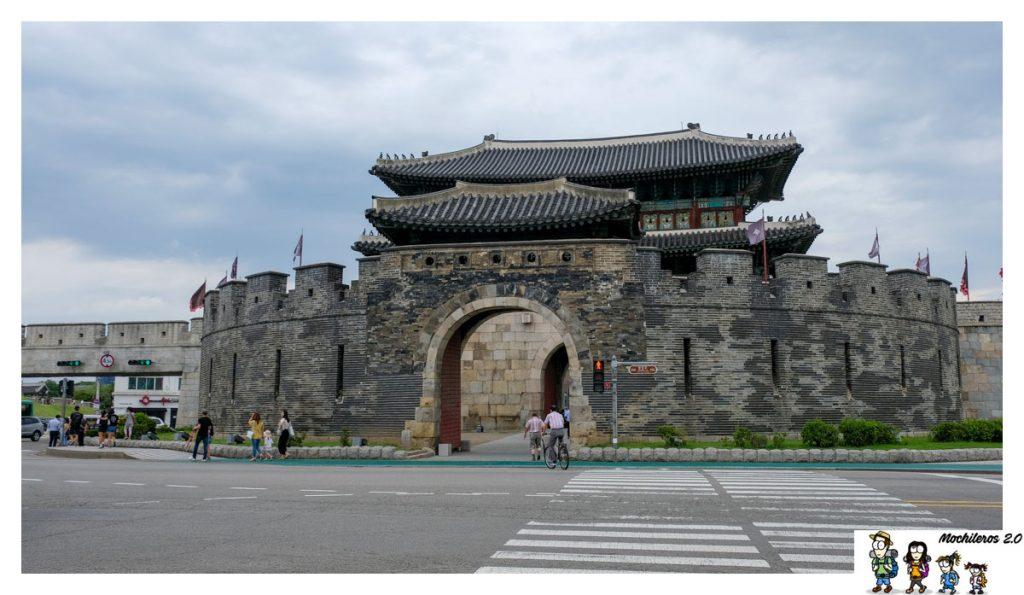puerta janganmun suwon