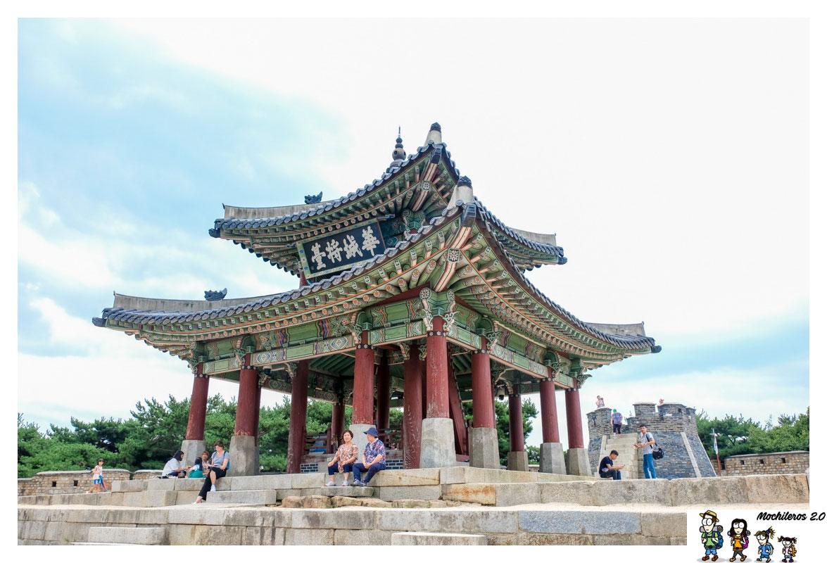 Suwon y la increíble Fortaleza Hwaseong