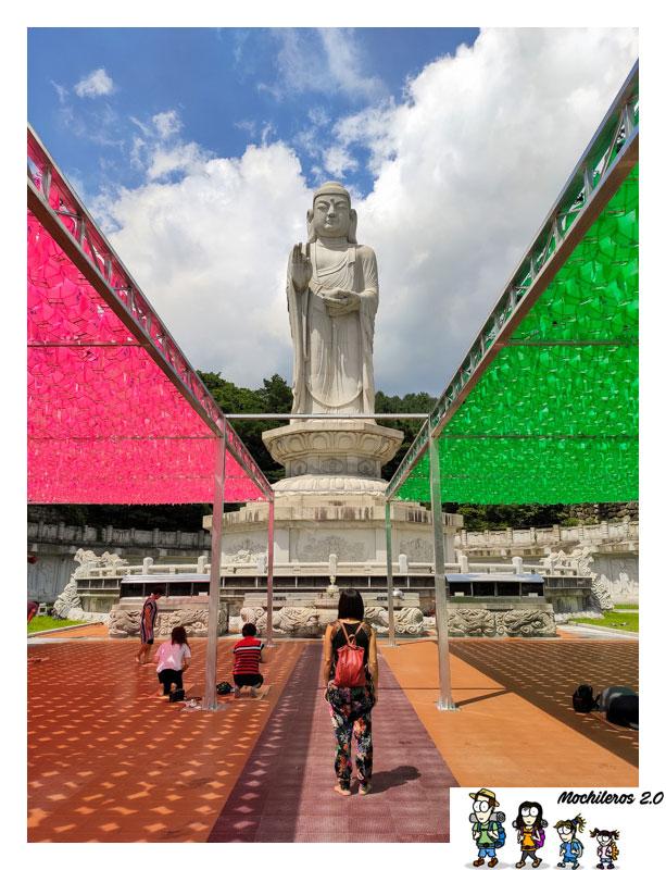 buda templo doghwasa