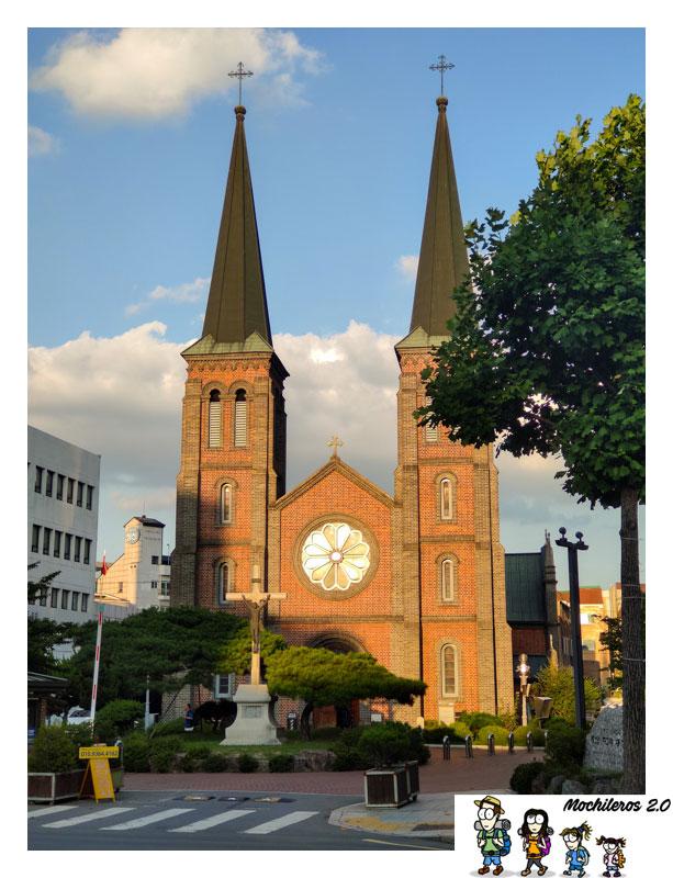 catedral gyesan daegu