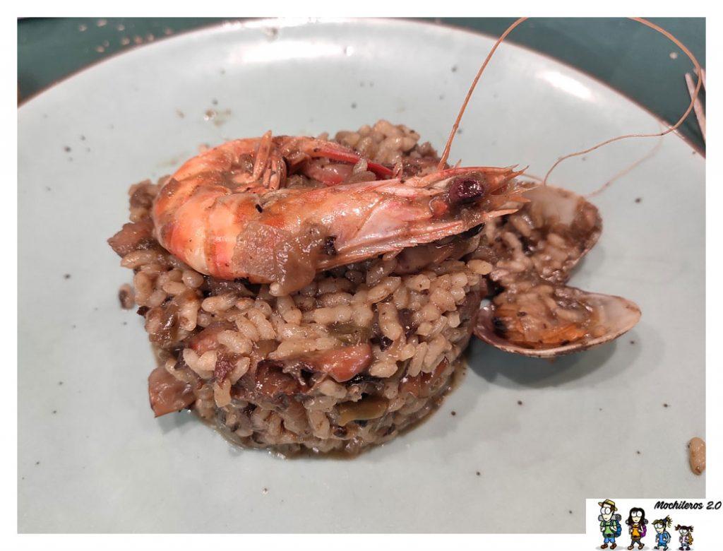 comer arroz delta