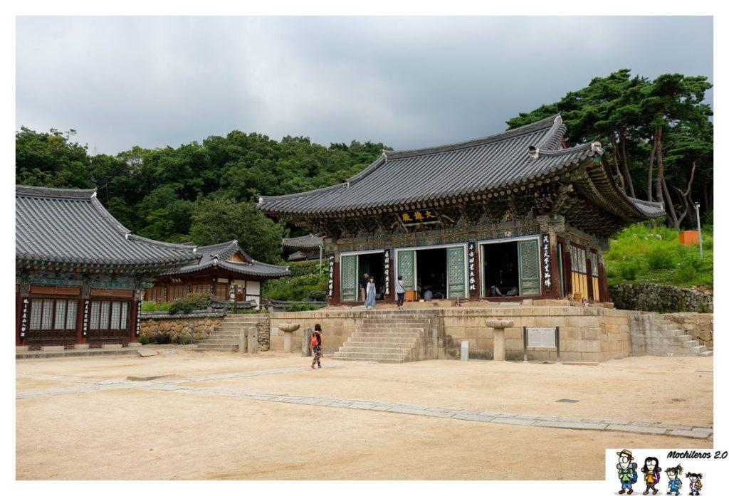 daegu templo donghwasa