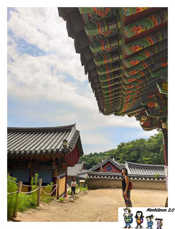 donghwasa daegu corea