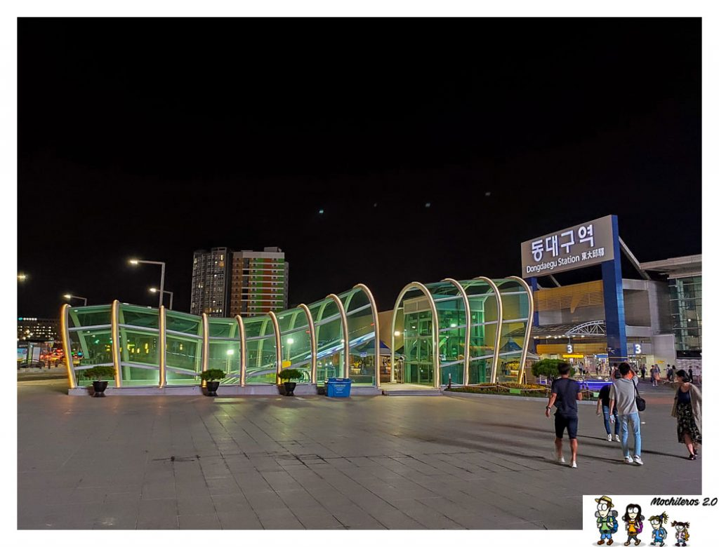 estacion dongdaegu