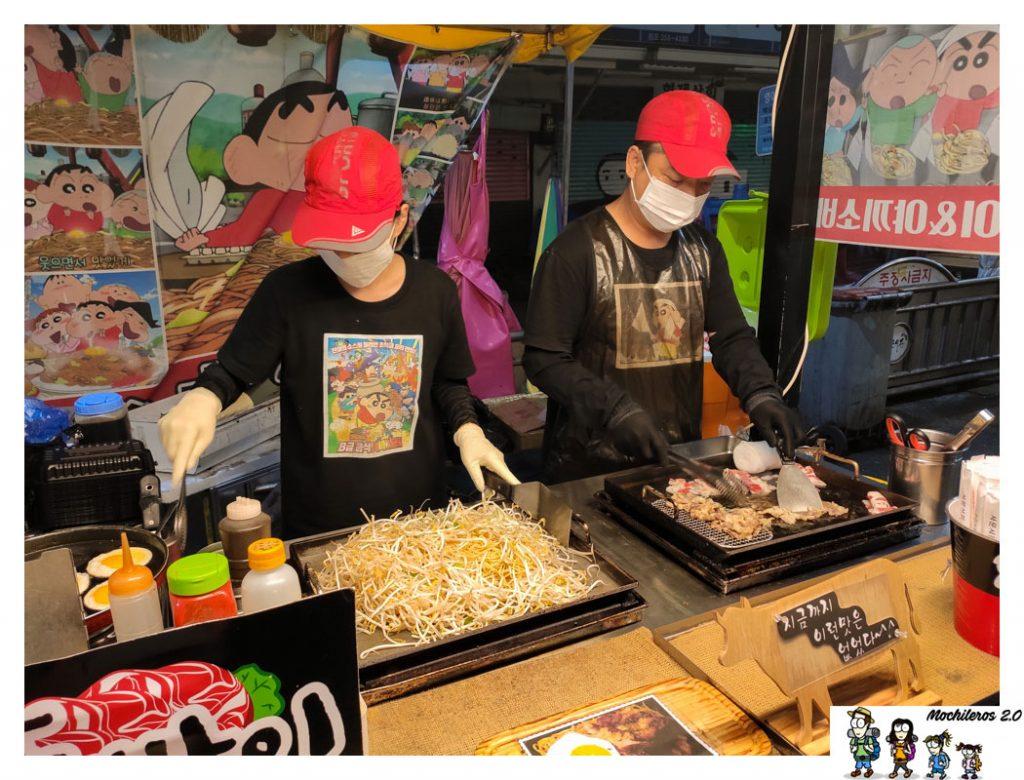 seomun night market daegu