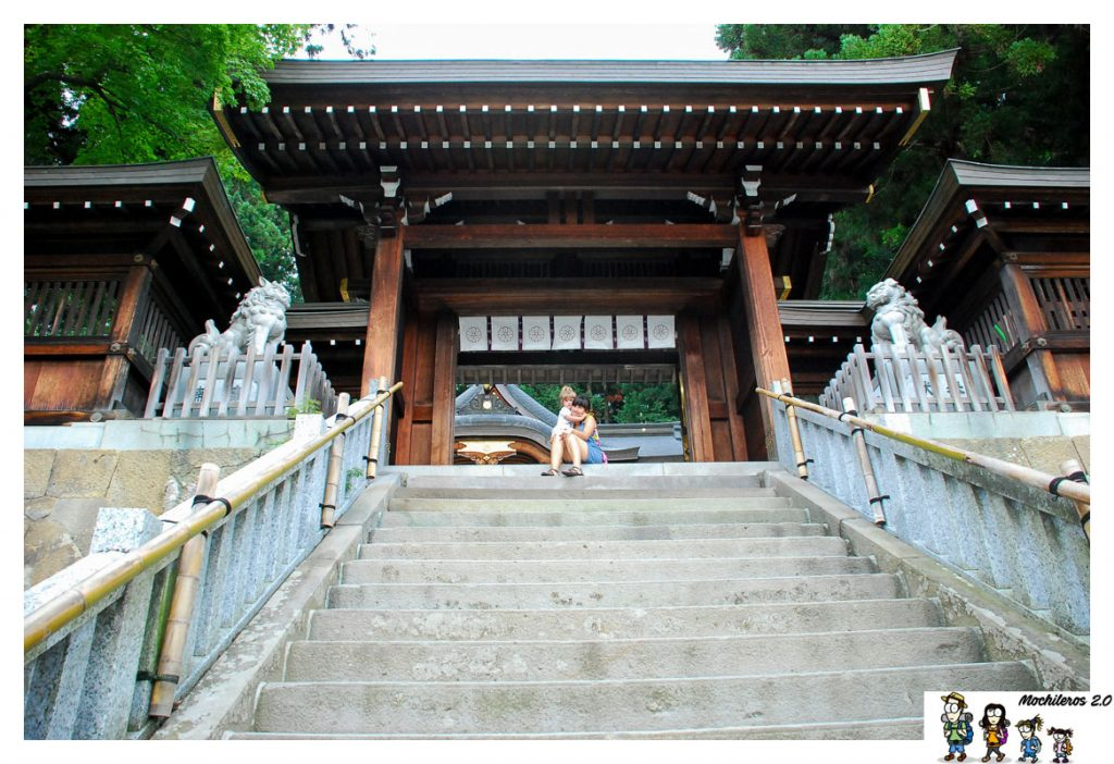 Sakurayama Hachimangu takayama