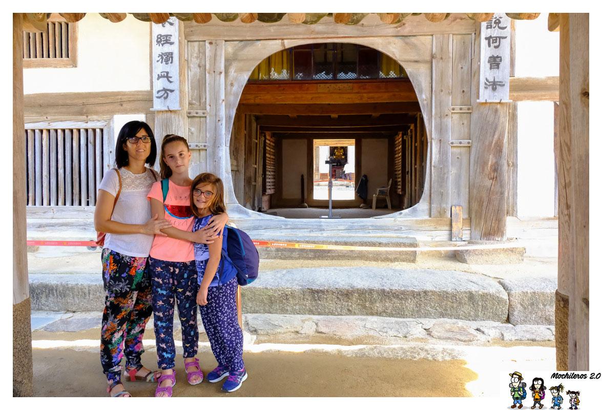 Templo Haeinsa y la Tripitaka, un imprescindible en Corea