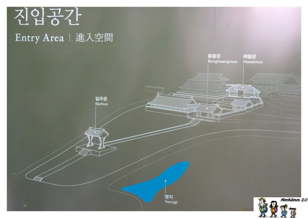 mapa templo haeinsa