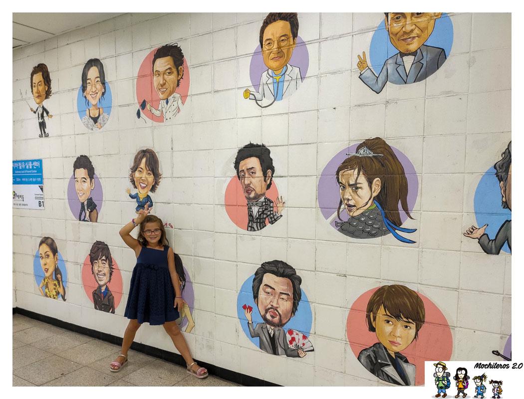 Metro de Seúl – Mapa de líneas y funcionamiento