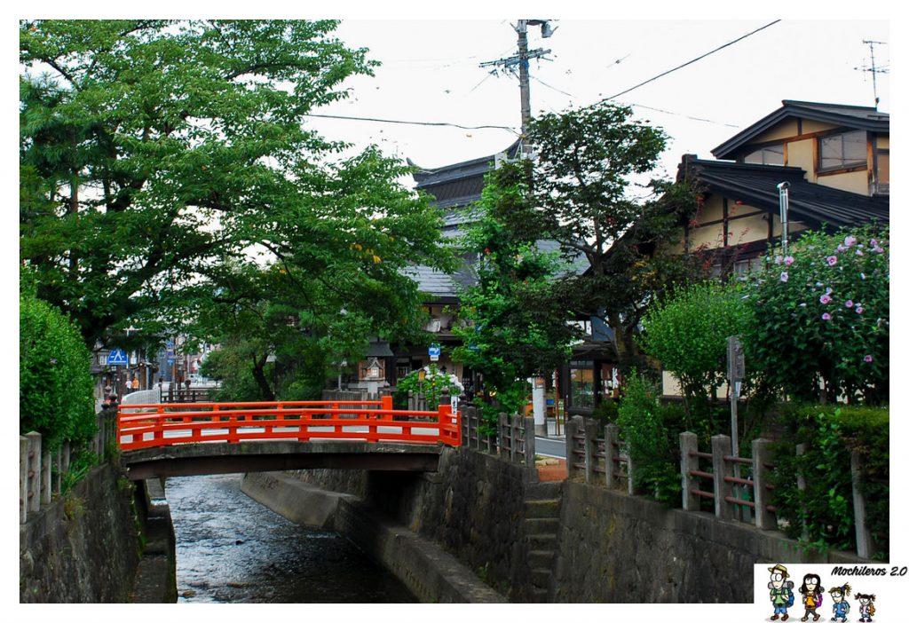puentes takayama