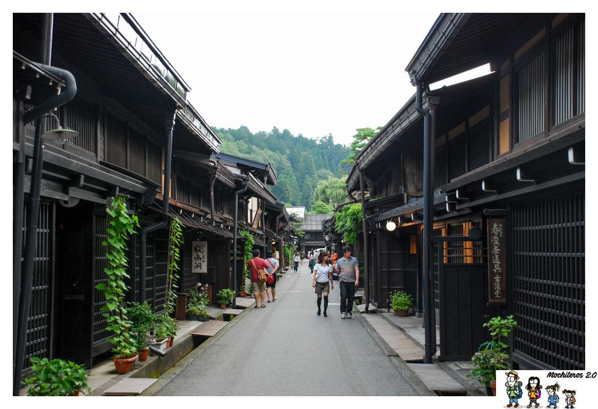 Qué ver en Takayama, los Alpes Japoneses
