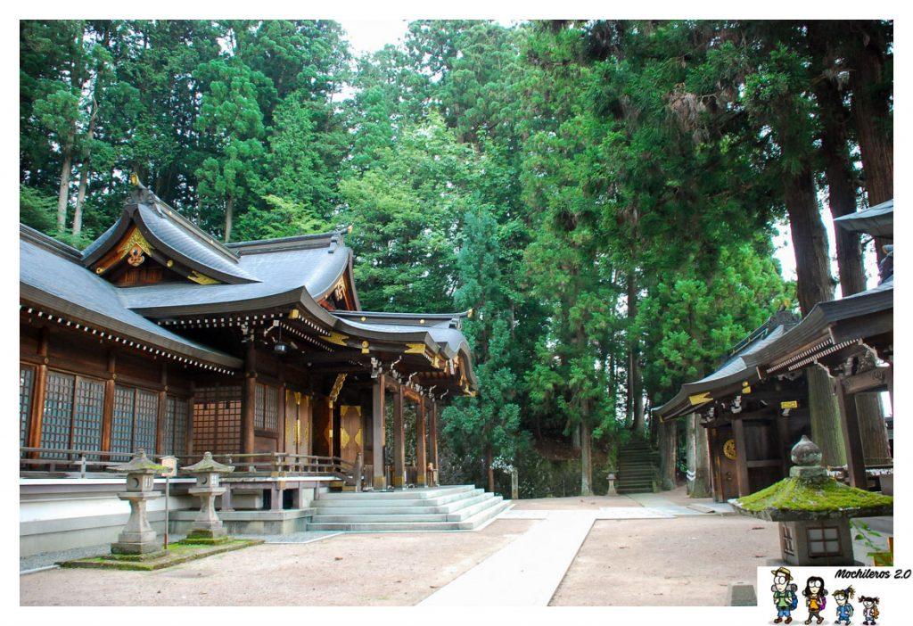 takayama templo sintoista