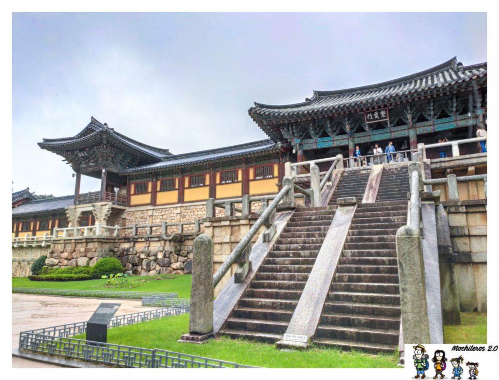 bulguksa gyeongju
