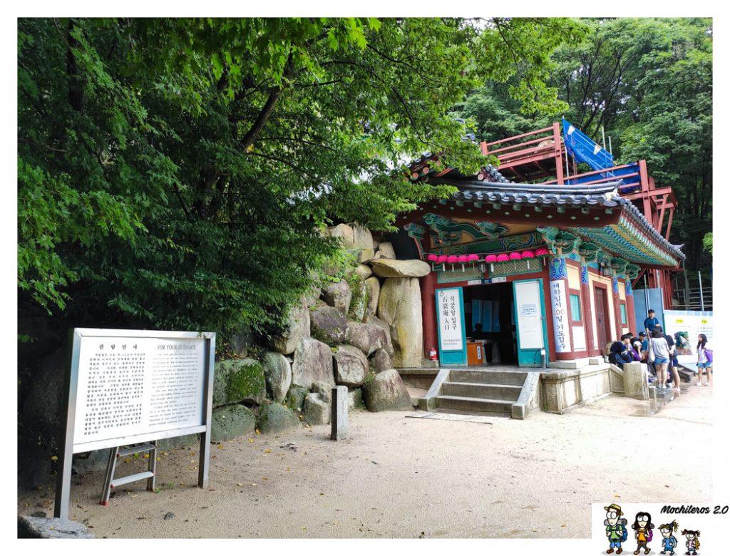 gruta Seokguram gyeongju