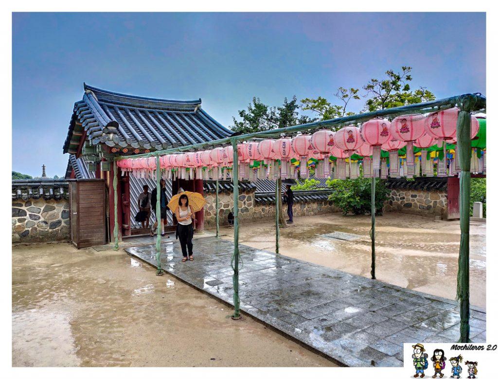 gyeongju templo bulguksa